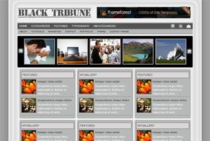 Black Tribune