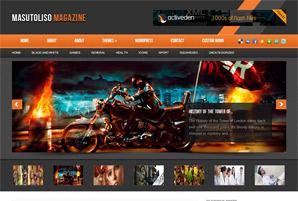 Masutoliso Magazine
