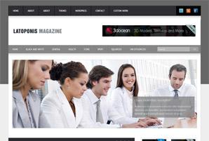 Latoponis Magazine