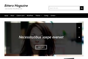 Bittero Magazine